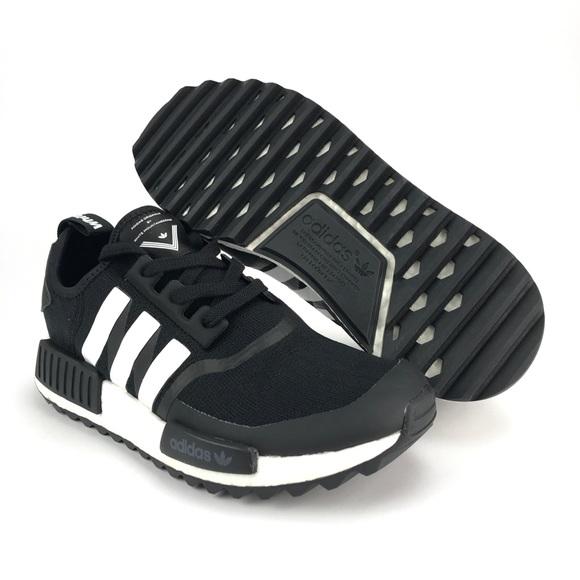 cacae78f0 Adidas Mens WM NMD Trail PK Prime Knit Shoe Sz 8.5